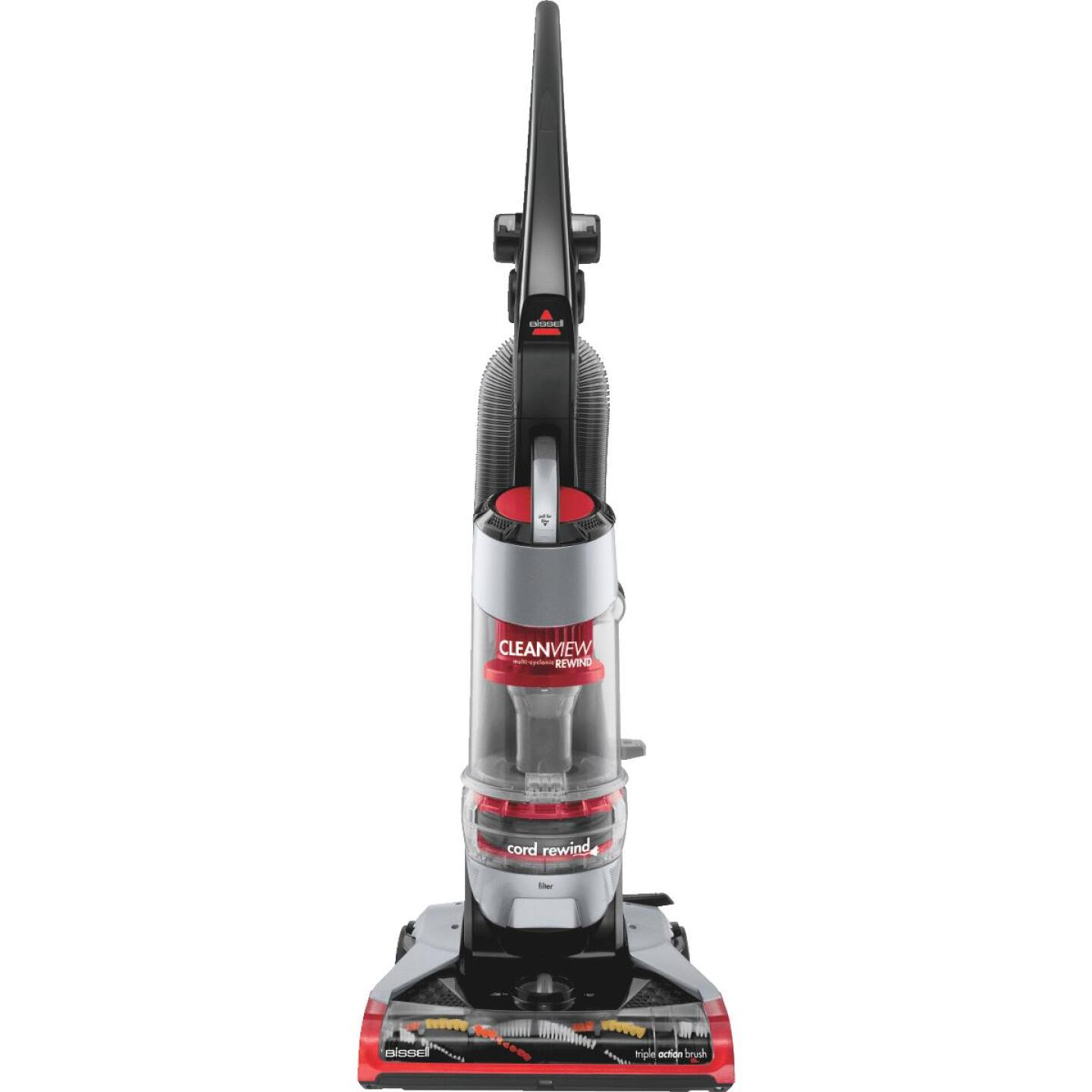 Bissell CleanView Plus Rewind Bagless Upright Vacuum Cleaner Image 1